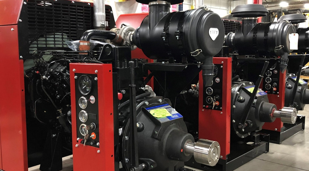 Remanufactured 4390T/4391T Irrigation Power Units for Sale!